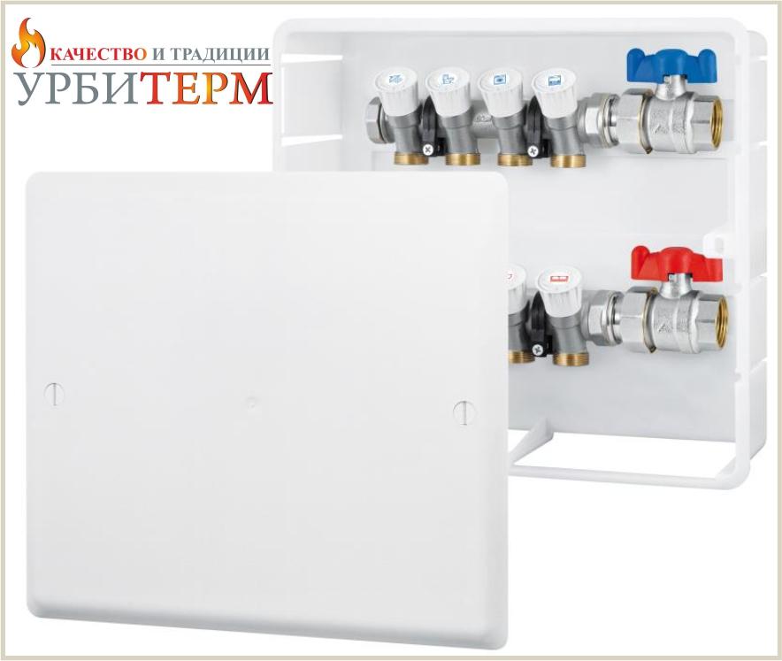 Коллекторы с регулируемыми вентилями от RBM