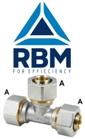 Компрессионные фитинги RBM (Италия)