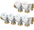 Сборные коллекторы для систем водоснабжения и отопления.
