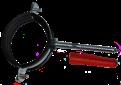 Хомут сантехнический 2 (59-63) (шпилька + дюбель)