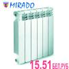 Премиум класс - биметаллические радиаторы MIRADO - по специальной цене! Только в июне в Урбитерм!