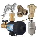 Фильтры для отопления и водоснабжения RBM (Италия)