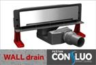 Трап пристенный 50 CONFLUO PREMIUM WALL drain