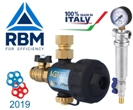 Стенд ООО «УРБИТЕРМ» на выставке «ВОДА и ТЕПЛО»: итальянское качество RBM,  выгодные цены, профессиональные консультации и спецпредложения!