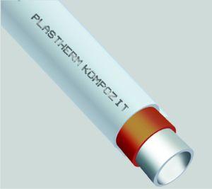 Труба полипропиленовая армированная стекловолокном PPRC PN25 Plastherm (Турция)