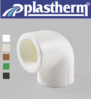Угольник 90С°  Plastherm