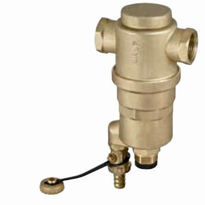Dirterm-Mag - cамоочищающийся фильтр и сепаратор шлама для систем отопления RBM