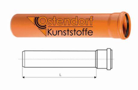 Трубы для наружной канализации Ostendorf (Германия)