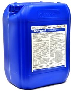 Концентрат Antifrogen L - экологически безопасный теплоноситель для систем отопления и охлаждения!