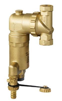 Магнитный фильтр Mag-nus с сепаратором шлама для систем отопления RBM (Италия)