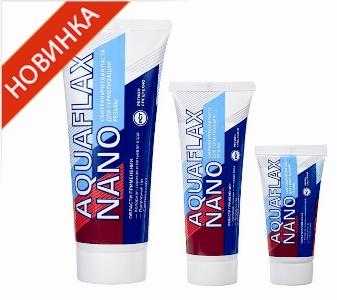 Паста сантехническая Aquaflax nano