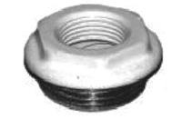 Футорка алюминиевого радиатора правая/левая