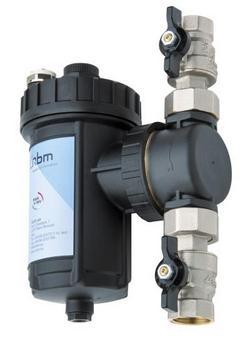Фильтр самоочищающийся MP1 для тепловых насосов RBM (Италия)
