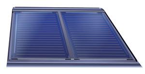 Плоские солнечные коллекторы FKC