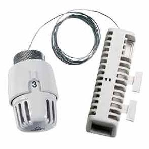 Термостатическая головка с выносным датчиком TL 20