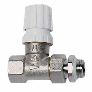 Прямой термостатический клапан с прокладкой